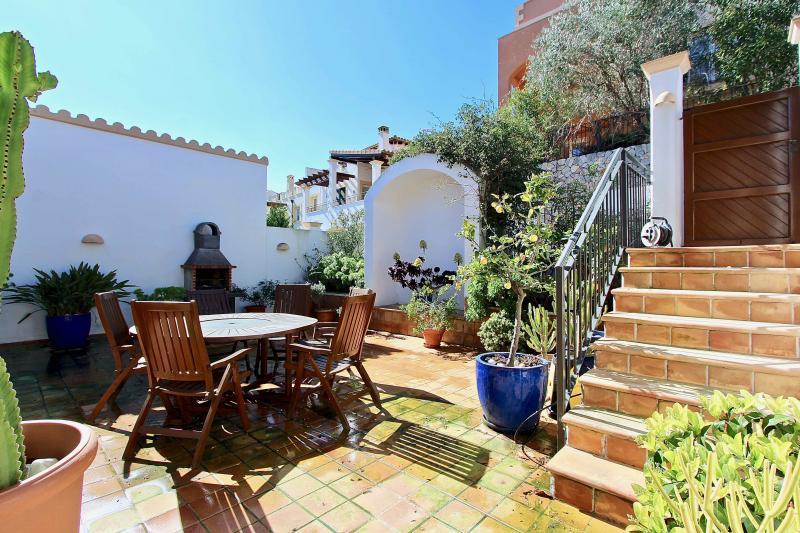 Gemütliches Haus im mediterranen Stil am Golfplatz von Camp de Mar ...