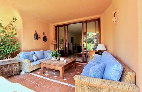 Erdgeschoss-Wohnung in einer Luxusanlage in Nova Santa Ponsa | Ref.: R11797