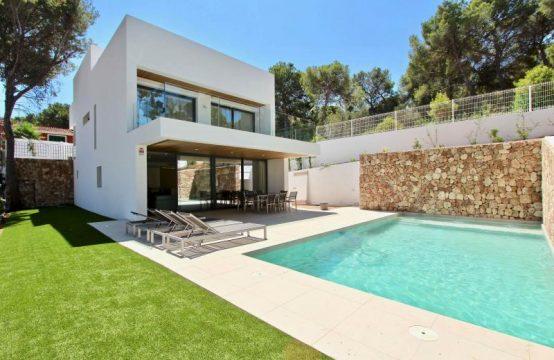 Spektakuläre Neu Gebaute Villa in El Toro | Ref.: 11942