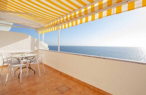 Spektakuläre Wohnung mit Meerblick in Torrenova | Ref.: 11990
