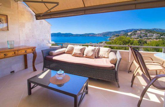 Wunderschöne Wohnung mit Meerblick in Costa de la Calma.   Ref.: 11767