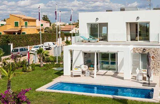 Neue Urbanisation mit Schönen Häusern ab 480.000€ bis 602.000€ in Sa Rápita | Ref.: 11801