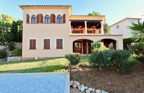 Schönes Rustikales Haus in Nova Santa Ponsa | Ref.: 11807