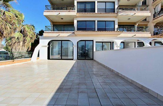 Wohnung zur Miete in der Ersten Meeres-Linie in Ciudad Jardín | Ref.: R11828