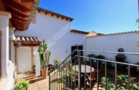 Gemütliches Haus im Mediterranen Stil am Golfplatz von Camp de Mar | Ref.: 11850