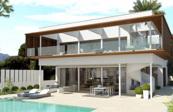 Luxus Neubau-Villa in Sol de Mallorca | Ref.: 11861