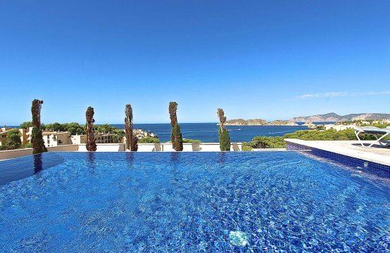 Atemberaubendes Penthouse in Nova Santa Ponsa | Ref.: R11762