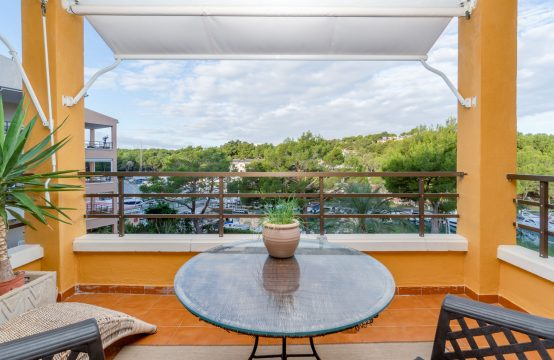 Appartement direkt am Hafen von Santa Ponsa Mallorca | Ref.: 9132