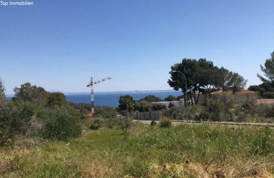 Sol de Mallorca. Baugrundstück mit Blick auf das Meer | Ref.: 12204