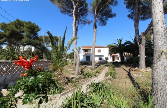 Palma Sometimes. Älteres Haus auf großem Grundstück | Ref.: 12216