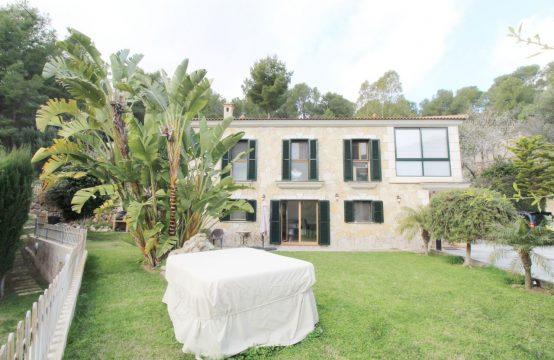 Natursteinmauer Einfamilienhaus in Andratx in schöner Lage | Ref.: 12218