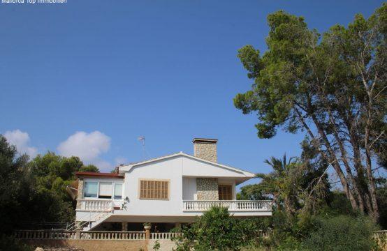 Solides Einfamilienhaus mit Meerblick | Ref.: 12236