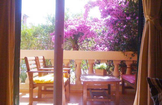 Super Wohnung mit kleinem Garten   Ref.: 12249