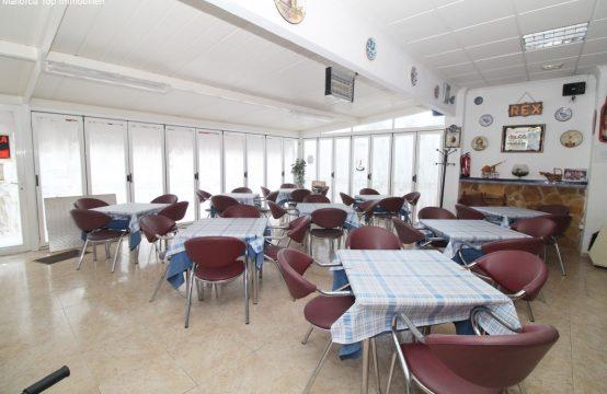 Gut eingeführtes Restaurant mit Wohnung | Ref.: 12290