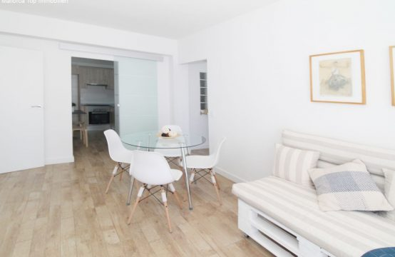 Renovierte Wohnung mit kleinem Meerblick | Ref.: 12311