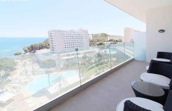 Schöne Wohnung in einer Hotelanlage mit Meerblick | Ref.: 12317