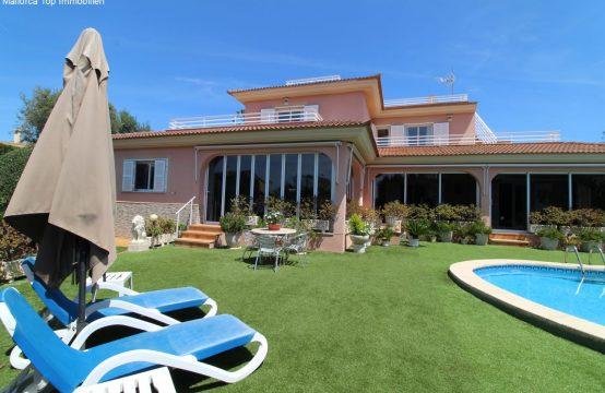 Villa mit Meerblick und schönem Garten | Ref.: 12322
