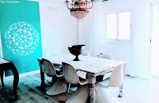 El Arenal unweit vom Club Nautico. Renovierte Wohnung mit Meerblick | Ref.: 12329