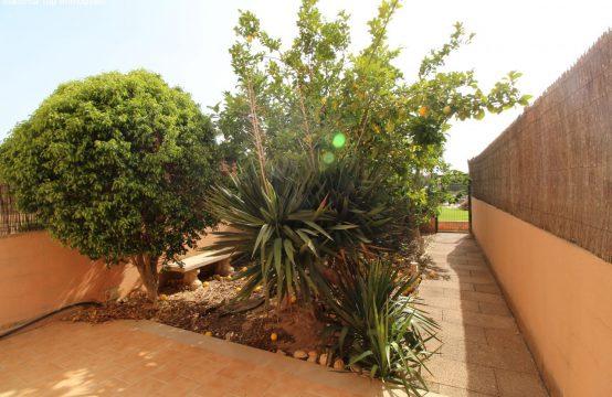 Maisonette Wohnung mit Garten   Ref.: 12332