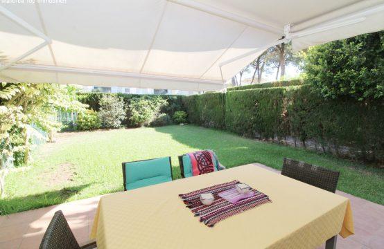 Günstige Wohnung mit großem Garten | Ref.: 12336
