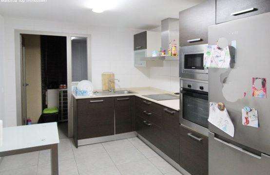 Eine neuwertige Wohnung in Palma mit Gemeinschaftspool | Ref.: 12432