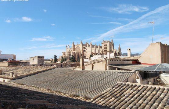 Palma.  Penthouse mit  Blick auf die Kathedrale La Seu | Ref.: 12436