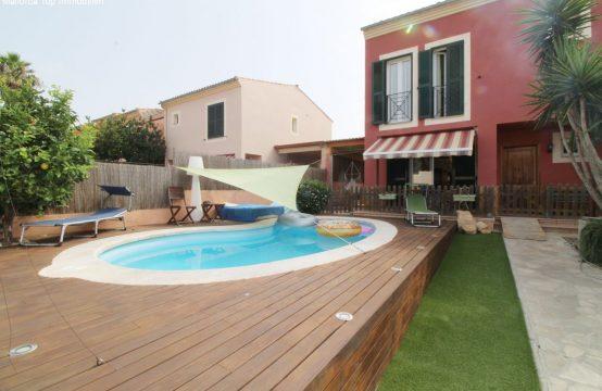 Haus kaufen mit Heizung und privatem Pool auf Mallorca | Ref.: 12468