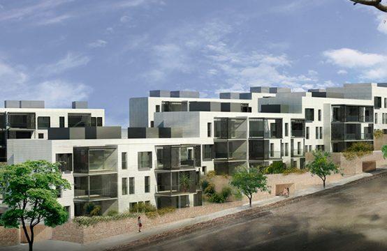 ANLAGE MIT DUPLEX/ERDGESCHOSS-WOHNUNGEN AB 405.000 € BIS ZU 707.000€ IN PALMA | Ref.: 12509