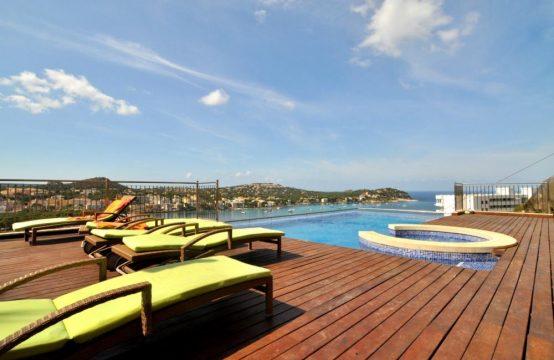 Luxus-Meerblick-Villa in Santa Ponsa, Mallorca | Ref.: 10081