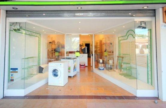 Ladenlokal in Santa Ponsa, Mallorca   Ref.: 10229