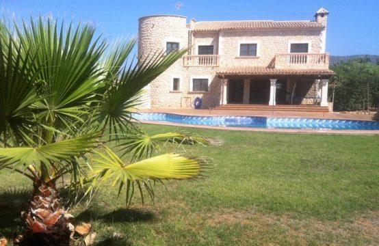 Spektakuläre rustikale Finca mit großem Grundstück in Llucmayor, Mallorca | Ref.: 10449