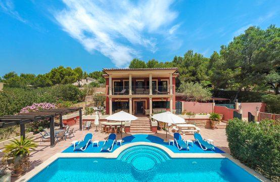 Wunderschöne Villa in Costa de la Calma | Ref.: 10650