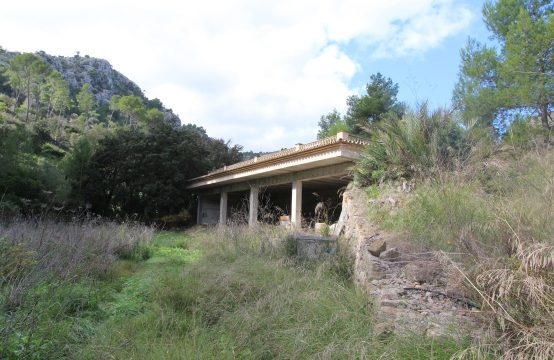 Idyllisch gelegenes Baugrundstück für eine Finca  | Ref.: 10940