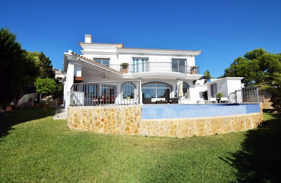 Wunderbares Haus mit Meerblick in Santa Ponsa   Ref.: 10980