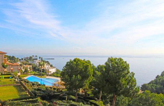Luxuswohnung mit Meerblick in Sol de Mallorca | Ref.: 10997