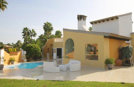 Herrliche Villa direkt am Golfplatz von Santa Ponsa | Ref.: 11020