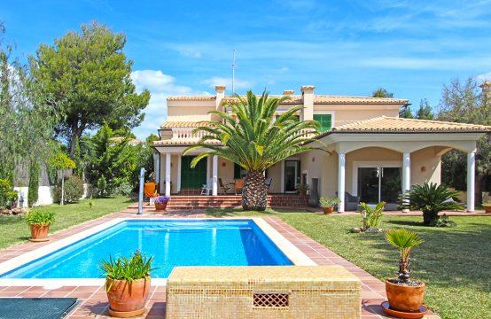 Mediterrane Villa in Santa Ponsa | Ref.: 11156