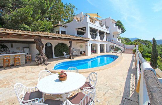 Wunderschöne Villa zu Mieten in Port Andratx  pro Tag 650.-€ | Ref.: R11182