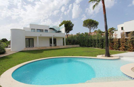 Wunderschönes Haus im modernen Baustil in Santa Ponsa | Ref.: 11237