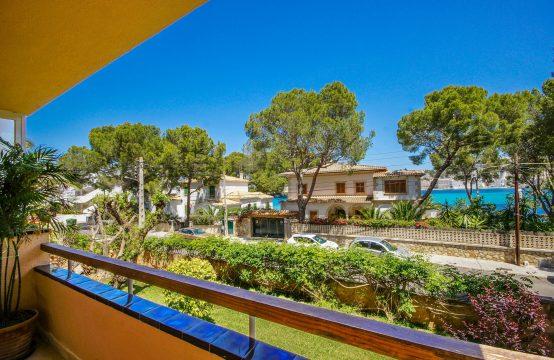 Renovierte Eigentumswohnung mit Ausgezeichnetem Meerblick in Santa Ponsa | Ref.: 11437