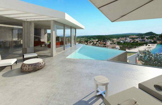 Fantastische Villa mit Meerblick in Santa Ponsa | Ref.: 11627