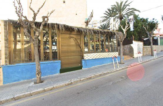 Gewerbeimmobilie in zentraler Lage in Paguera   Ref.: R11631