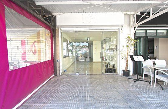 Gewerbeimmobilie im Zentrum von Santa Ponsa | Ref.: R11665
