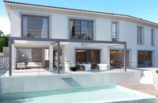 Wunderschöne Villa (Neubauprojekt) in Calvia | Ref.: 11683