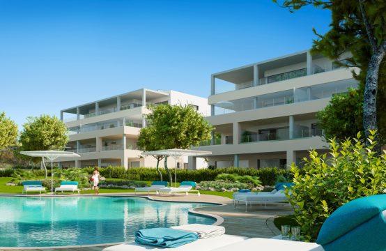 Neuer Komplex von Apartments in Nova Santa Ponsa | Ref.: 11684