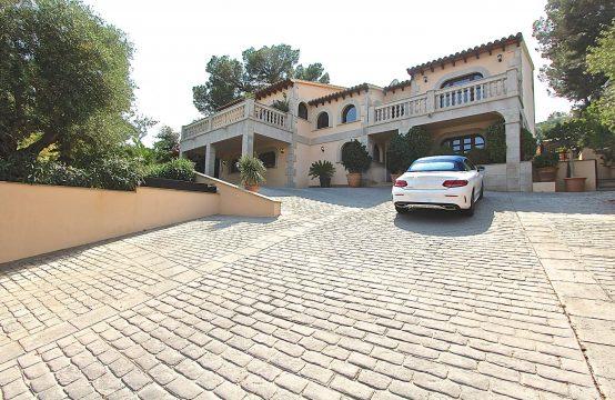 Elegantes Haus mit Meerblick in Costa d`en Blanes | Ref.: 11707