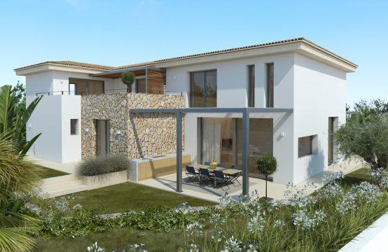 Elegantes neues Villaprojekt in Nova Santa Ponsa | Ref.: 11757