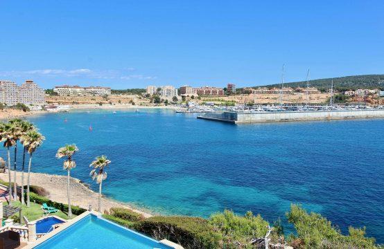 Wohnung in Erster Meereslinie in Nova Santa Ponsa | Ref.: 11895