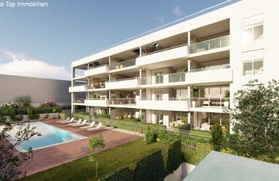 Neubau. Stilvolles Penthouse mit großer Dachterrasse | Ref.: 12234