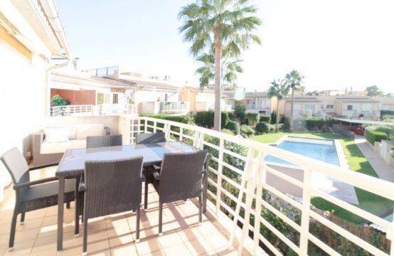 Fantastische Wohnung in gepflegter Wohnanlage mit Pool | Ref.: 12363